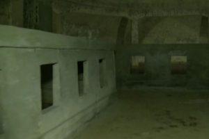 Liepkalnyje esantis senovinis vandens rezervuaras išsiskiria architektūra