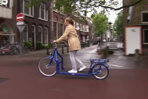 Lopifitas – dviratis, skatinantis vaikščioti