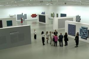Vilniuje – penkios parodos K. Varnelio šimtmečiui