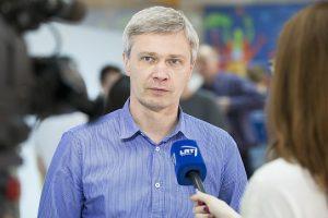 """R. Paleckio idėja Lietuvai – laimėti """"Euroviziją"""""""