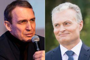 A. Juozaitis ir G. Nausėda tapo oficialiais kandidatais į prezidentus