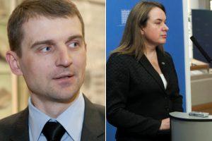 Teismas nustatė: buvusi ministrė viršijo įgaliojimus