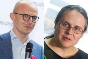 A. Širinskienė atsisakė dalyvauti diskusijoje apie VRK dėl E. Jakilaičio