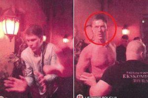 Klube buvo sužaloti žmonės: policija prašo atpažinti du vyrus