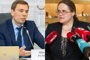 A. Širinskienė kritikuoja M. Puidoką: daro politiką iš žmonių nelaimių