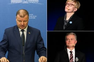 Prezidento rinkimai: lažybų favoritai – S. Skvernelis, I. Šimonytė, G. Nausėda