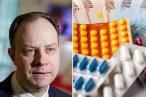 Panika dėl kompensuojamų vaistų: dalis dingo iš kainyno