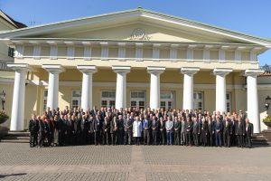 D. Grybauskaitė ragino garbės konsulus padėti Lietuvos verslui užsienyje