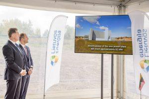 Vilnius statys naują kogeneracinę jėgainę