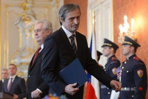 Čekų gynybos ministras ir kariuomenės vadas Lietuvoje lankys savo karius