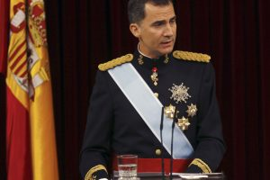 Ispanijos karalius ragina partijas tęsti derybas dėl naujos vyriausybės formavimo