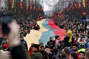 Lietuvos šimtmečio renginiai – ir prestižinėse Europos erdvėse