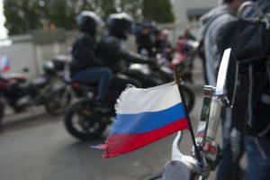 Lietuva neįsileido Rusijos motociklininkų