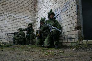 Sostinės Liepkalnio rajone vyks karinės pratybos