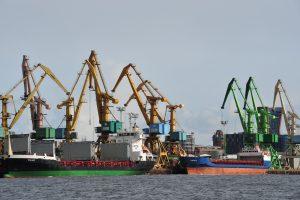S. Skvernelis: konkuruojant su Rusijos uostais Lietuva turi būti proaktyvi
