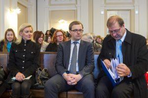 Teismas baigė narplioti Darbo partijos bylą, verdiktas – vasarį