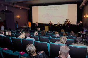 """Vilniuje prasideda moterų kino festivalis """"Šeršėliafam"""""""