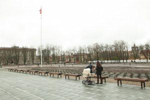 Dėl paminklo Lukiškių aikštėje užvirė tikras valdžių mūšis
