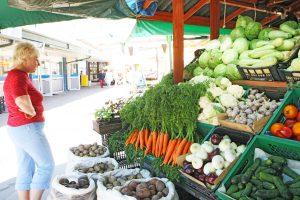 Ar reikia PVM lengvatos lietuviškiems vaisiams, uogoms ir daržovėms?