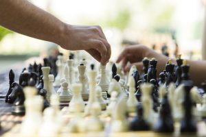 Alytaus pataisos namuose – Seimo nario ir nuteistųjų šachmatų turnyras
