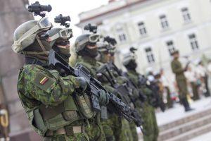 Lietuvos karius amerikiečiai jau vadina NATO lyderiais