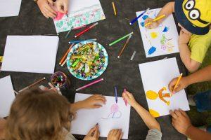 Naujosios valdžios prašo didinti dėmesį vaikų dienos centrams