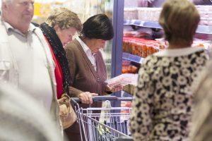 Briuselis tirs, kodėl šalims tiekiamas skirtingos kokybės maistas