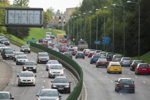 Specifinė vairavimo kultūra trikdo sostinės svečius
