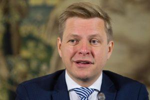 R. Šimašius dar tikisi susitarti su konservatoriais dėl opozicijos lyderio