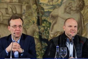 """Antikorupcinė koalicija: sudavėme smūgį """"darbiečiams"""" ir """"tvarkiečiams"""""""