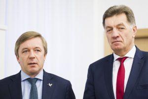 """Socialdemokratai atsisako palaikyti """"valstiečių"""" rengiamą urėdijų reformą"""