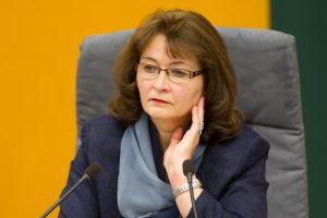 Seimo nariai nori garantijų dėl atostogų