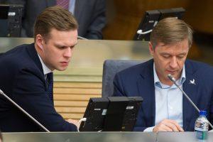 """Apklausa: """"valstiečiai"""" dvigubai lenkia konservatorius"""