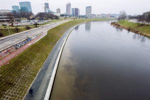 Nuotekų avarijos žala Neries upei gali siekti 300 tūkst. eurų