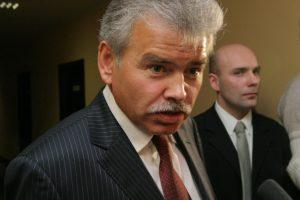 J. Borisovas siekia išsaugoti slaptą šaudyklą, kurią norima griauti