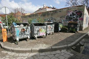 Vilniuje brangsta šiukšlių išvežimas
