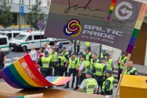 """Policija """"Baltic Pride"""" eitynėms pasirengusi"""