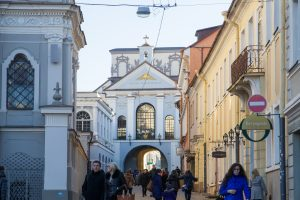 Vilnius džiaugiasi: ir šiemet sulauks daugiau kaip milijono turistų