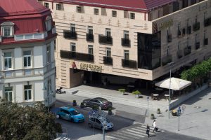 Daugiausia nekilnojamojo turto mokesčio Vilnius surenka iš viešbučių