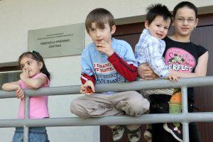 Kontrolierius mato spragą dėl prieglobsčio prašytojų vaikų apsaugos