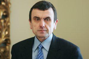 Seimas baigiantis įgaliojimų laikui atleidžia LAT teisėją V. Ranonį