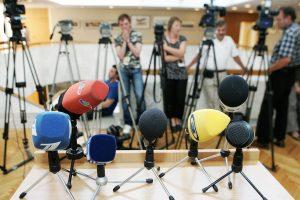 Teismas priėmė nagrinėti žurnalistų skundą prieš Vyriausybę