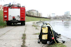 Skenduolė Neryje: iš upės ištrauktas jaunos moters kūnas