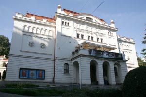 Skelbiami konkursai į dviejų teatrų vadovų pareigas