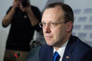 N. Puteikis sako buvęs apklaustas STT apie R. Kurlianskį