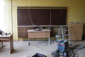 Lietuvos mokyklose – renovacijos banga