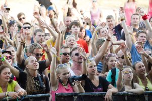 """Mergina pasiskundė nusipirkusi suklastotą bilietą į """"Granatos Live"""" festivalį"""