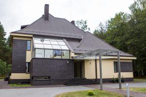 Premjero rezidencija Turniškėse stovi tuščia