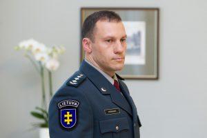 Policijos generalinis komisaras: gyvenu visai ne kaip kino filmuose