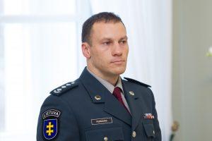 """L. Pernavas: labiausiai reformai priešinasi """"miegantys"""" policininkai"""